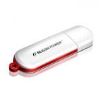 Купити Silicon Power 16GB LuxMini 320 White (SP016GBUF2320V1W)