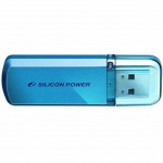 Купити Silicon Power 32GB Helios 101 Blue (SP032GBUF2101V1B)