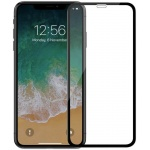 Купити Захисне скло Florence Major full glue Apple iPhone 11 Pro Max/XS Max Black (тех.пак)