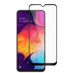 Купити Захисне скло MakeFuture Xiaomi Redmi 9C Full Cover full glue Black (MGF-XR9C)